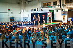 Mercy Mounthawk Secondary School Fashion Show held at the School Gym on Wednesday last.