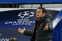 Chelsea Manager, Frank Lampard during Chelsea vs AFC Ajax, UEFA Champions League Football at Stamford Bridge on 5th November 2019