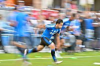 San Jose, CA - Saturday August 18, 2018: Jahmir Hyka during a Major League Soccer (MLS) match between the San Jose Earthquakes and Toronto FC at Avaya Stadium.