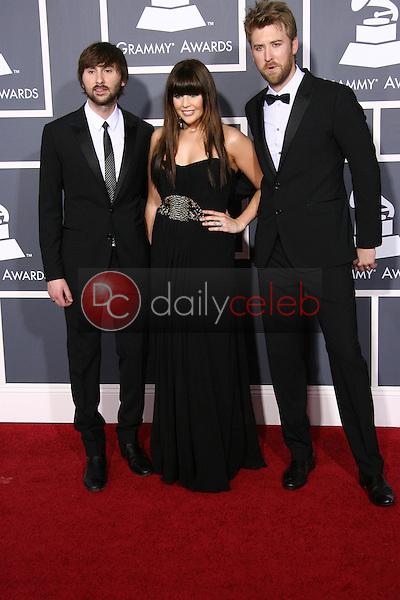 Lady Antebellum<br /> at the 53rd Annual Grammy Awards, Staples Center, Los Angeles, CA. 02-13-11<br /> David Edwards/DailyCeleb.com 818-249-4998