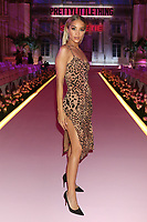 NEW YORK, NY- SEPTEMBER 8: Jasmine Sanders at the Saweetie NYFW 2019 Runway Show in New York City on September 8, 2019. <br /> CAP/MPIWG<br /> ©WG/MPI/Capital Pictures