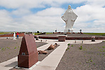 Our Lady of Peace Shrine along I-80 near Pine Bluff, Wyoming