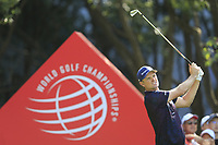 Justin Rose (ENG) on the 3rd tee during the 2nd round of the WGC HSBC Champions, Sheshan Golf Club, Shanghai, China. 01/11/2019.<br /> Picture Fran Caffrey / Golffile.ie<br /> <br /> All photo usage must carry mandatory copyright credit (© Golffile   Fran Caffrey)