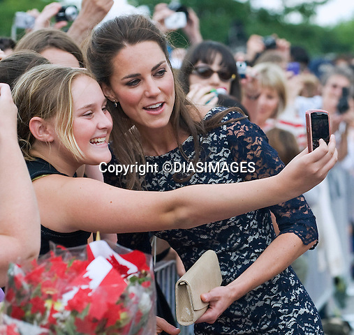 Canada: 24.09.2016: THE DUKE &amp; DUCHESS OF CAMBRIDGE TOGETHER WITH PRINCE GEORGE &amp; PRINCESS CHARLOTTE<br /> begin their tour of Canada today.<br /> This is the second tour of Canada by Kate Middleton and Prince William and the first for the children.<br /> The fashion choices of both Kate and Princess Charlotte will be closely watched.<br /> Selfies have been discouraged for this trip and it would be interesting to see where this rule would be broken first.<br /> <br /> WILLIAM &amp; KATE VISIT THE NATIONAL WAR MEMORIAL<br /> where they lay a wreath and a bouquet, Ottawa, Canada_30/06/2011<br /> Mandatory Credit Photo: &copy;DIASIMAGES<br /> <br /> **ALL FEES PAYABLE TO: &quot;NEWSPIX INTERNATIONAL&quot;**<br /> No UK Usage until 27/07/2011<br /> IMMEDIATE CONFIRMATION OF USAGE REQUIRED:<br /> DiasImages, 31a Chinnery Hill, Bishop's Stortford, ENGLAND CM23 3PS<br /> Tel:+441279 324672  ; Fax: +441279656877<br /> Mobile:  07775681153<br /> e-mail: info@newspixinternational.co.uk