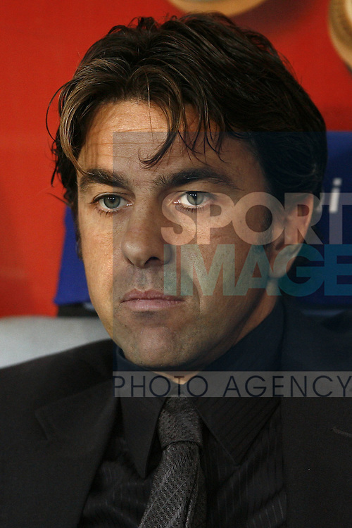 Alessandro Costacurta assistant manager of AC Milan