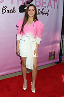 """LOS ANGELES - MAR 8:  Olivia Gonzales at the """"To the Beat! Back 2 School"""" World Premiere Arrivals at the Laemmle NoHo 7 on March 8, 2020 in North Hollywood, CA"""