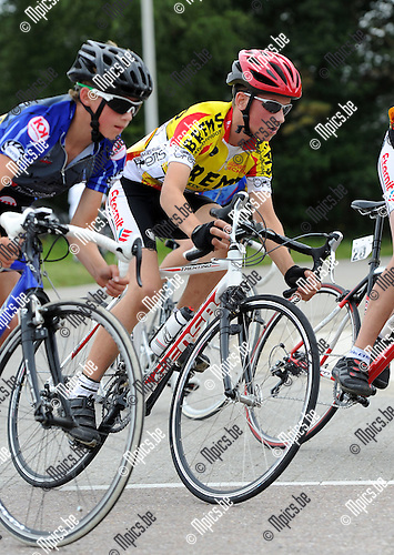 2011-07-10 / Vielrennen / seizoen 2011 / PK Aspiranten /  Pieter Giart..Foto: mpics