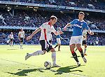 Mark Kerr and Lee Wallace