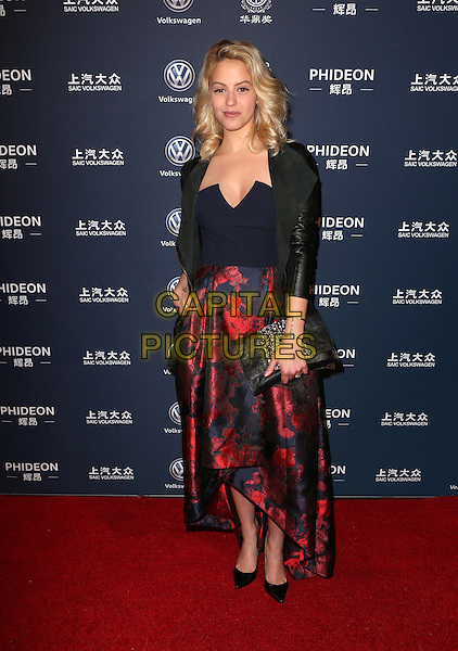Los Angeles, CA - DECEMBER 15: Gage Golightly, At 21st Annual Huading Global Film Awards, At The Theatre at Ace Hotel In California on December 15, 2016. <br /> CAP/MPI/FS<br /> &copy;FS/MPI/Capital Pictures