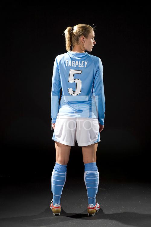 Lindsay Tarpley, WPS promotional photo shoot, 2009.