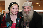 Niamh O'Neill and Sean Murphy at the Launch of Eric O'Neill's exhibition...Photo NEWSFILE/Jenny Matthews.(Photo credit should read Jenny Matthews/NEWSFILE)....This Picture has been sent you under the condtions enclosed by:.Newsfile Ltd..The Studio,.Millmount Abbey,.Drogheda,.Co Meath..Ireland..Tel: +353(0)41-9871240.Fax: +353(0)41-9871260.GSM: +353(0)86-2500958.email: pictures@newsfile.ie.www.newsfile.ie.FTP: 193.120.102.198.