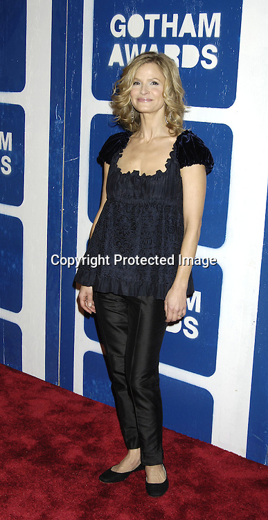 Kyra Sedgwick ..at The IFP's 15th Annual Gotham Awards on November 30, 2005 at Pier Sixty. ..photo by Robin Platzer, Twin Images