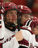 - The Class of 2013 was celebrated following the final Harvard Crimson home game of the season on Saturday, March 2, 2013, at Bright Hockey Center in Cambridge, Massachusetts.