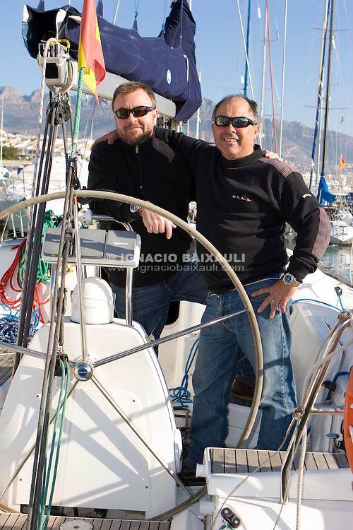 Manuela II - XXII Trofeo 200 millas a dos - Club Náutico de Altea - Alicante - Spain - 22/2/2008