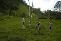 Local tour guides in Sevegre, Costa Rica.