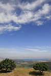 Israel, Upper Galilee, a view pf the Sea of Gallilee from Amirey Hagalil Spa Hotel