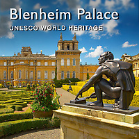 World Heritage Sites - Blenheim Palace - Pictures, Images & Photos -