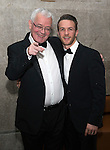 St Johnstone FC Scottish Cup Celebration Dinner at Perth Concert Hall...01.02.15<br /> Stewart Duff and Chris Millar<br /> Picture by Graeme Hart.<br /> Copyright Perthshire Picture Agency<br /> Tel: 01738 623350  Mobile: 07990 594431