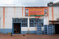 Internet cafe in Kigali, Rwanda. (Photo by Tadej Znidarcic)