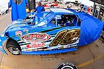 May 22, 2014; 4:48:30 PM; Wheatland, Mo., USA; The  Lucas Oil Late Model Dirt Series running the 22nd Annual Lucas Oil Show-Me 100 Presented by ProtectTheHarvest.com.  Mandatory Credit: (thesportswire.net)