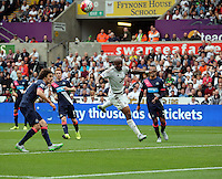 Pictured: Saturday 15 August 2015<br />