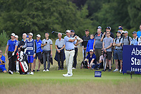 Matt Kucher (USA) on the 11th during Round 2 of the Aberdeen Standard Investments Scottish Open 2019 at The Renaissance Club, North Berwick, Scotland on Friday 12th July 2019.<br /> Picture:  Thos Caffrey / Golffile<br /> <br /> All photos usage must carry mandatory copyright credit (© Golffile | Thos Caffrey)