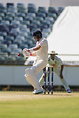 November 4th 2017, WACA Ground, Perth Australia; International cricket tour, Western Australia versus England, day 1; England player Joe Root in batting action