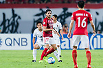 Guangzhou Forward Ricardo Goulart (C) in action during the AFC Champions League 2017 Round of 16 match between Guangzhou Evergrande FC (CHN) vs Kashima Antlers (JPN) at the Tianhe Stadium on 23 May 2017 in Guangzhou, China. (Photo by Power Sport Images/Getty Images)