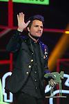 63 Premios Ondas.<br /> Gala de Entrega de los premios.<br /> Dani Martin.