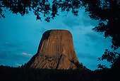 Devil's Tower National Monument, WY.