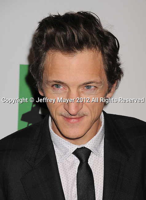 BEVERLY HILLS, CA - OCTOBER 22: John Hawkes arrives at the 16th Annual Hollywood Film Awards Gala presented by The Los Angeles Times held at The Beverly Hilton Hotel on October 22, 2012 in Beverly Hills, California.