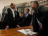 Processo  contro la presunta compravendita dei senatori <br /> di pietro