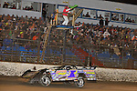 Feb 15, 2014; 9:12:27 PM; Gibsonton, FL., USA; The Lucas Oil Dirt Late Model Racing Series running The 38th Aannual WinterNationals at East Bay Raceway Park.  Mandatory Credit: (thesportswire.net)