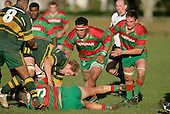 Counties Manukau Premier Club Rugby, Pukekohe v Waiuku  played at the Colin Lawrie field, on the 3rd of 2006.Pukekohe won 36 - 14