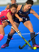 170406 Hawkes Bay Cup Women's Hockey - USA v Japan