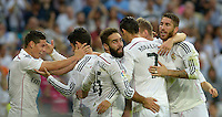 Real Madrid V.S. Barcelona 25-10-2014