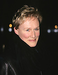 Glenn Close pictured at the 64th New York Film Critics Circle Awards at the World Trade Center in New York City on January 10, 1999.
