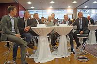 16.12.2014: DFB Pressekonferenz zu DFB2024
