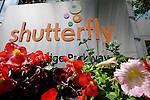 This Thursday, April 26, 2012 photo shows the Shutterfly headquarters in Redwood City, Calif. Shutterfly's stock climbed after the online photo publishing company emerged as the sole and thus the likely winning bidder for Eastman Kodak's online photo services business. The company says no other offers have emerged for Kodak Gallery. Pending final approval by a bankruptcy court, the business will be Shutterfly's for $23.8 million. Kodak filed for bankruptcy protection in January. (AP Photo/Paul Sakuma)
