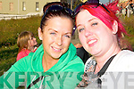 Independence day : Elaine Breen & Cathriona McElligott, Listowel enjoying the music on the grounds  of the old Castle Hotel, Ballybunion to celebrate American Independence Day on Friday evening last