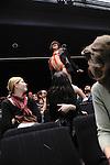 ROJO..Auteur : IZQUIERDO MUNOZ Marta..Choregraphie : IZQUIERDO MUNOZ Marta..Avec :..IZQUIERDO MUNOZ Marta..SUNAMAYA Norico..Lieu : Meridienne..Cadre : Festival Les Antipodes..Ville : Brest..Le : 23 02 2009..© Laurent PAILLIER / photosdedanse.com
