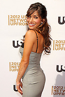 Sarah Shahi attends USA Network's 2012 Upfront Event at Lincoln Center's Alice Tully Hall in New York, 17.05.2012.  Credit: Rolf Mueller/face to face /MediaPunch Inc. ***FOR USA ONLY***