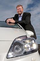 CEO Toyota Norway, Lars-Erik Årøy<br /> <br /> Direktør i Toyota Norge AS, Lars-Erik Årøy. ..© Fredrik Naumann/Felix Features