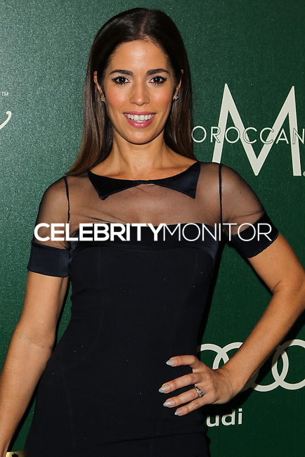 BEVERLY HILLS, CA, USA - OCTOBER 10: Ana Ortiz arrives at the 2014 Variety Power Of Women held at the Beverly Wilshire Four Seasons Hotel on October 10, 2014 in Beverly Hills, California, United States. (Photo by Celebrity Monitor)