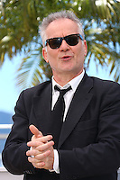 Thierry Fremaux attends the 'Grace of Monaco' photocall during 67th Cannes Film Festival - France