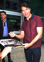 August  06, 2019.Jerry O'Connell at Build Series to talk about his new talk show Jerry O in New York. August 07, 2019  <br /> CAP/MPI/RW<br /> ©RW/MPI/Capital Pictures