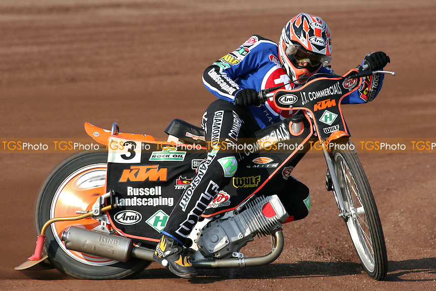Steve Johnston - Arena Essex Hammers - 15/03/06 - (Gavin Ellis 2006)