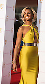 London, UK. 8 May 2016. Singer and dancer Alesha Dixon. Red carpet  celebrity arrivals for the House Of Fraser British Academy Television Awards at the Royal Festival Hall.