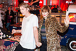 Bimba Bose and her boyfriend Charlie attends the opening party of the World big store of PULL & BEAR in Madrid . in Madrid, December 03, 2015<br /> (ALTERPHOTOS/BorjaB.Hojas)