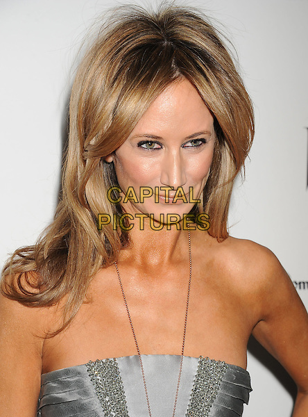Lady Victoria Hervey.W Magazine's 69th Annual Golden Globe Awards Celebration held at The Chateau Marmont, West Hollywood, California, USA..13th January 2012.headshot portrait necklace strapless silver tanned  .CAP/ROT/TM.©Tony Michaels/Roth Stock/Capital Pictures
